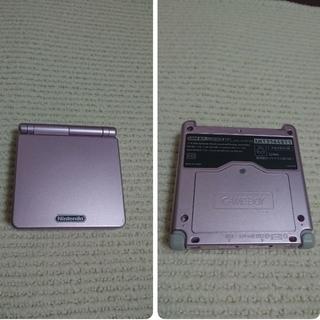 ゲームボーイアドバンス(ゲームボーイアドバンス)の【Nintendo】GAMEBOY ADVANCE  SP(携帯用ゲーム機本体)