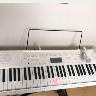 カシオ(CASIO)のCASIO キーボード 電子ピアノ LK-118(電子ピアノ)