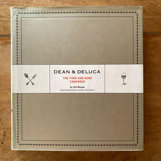 ディーンアンドデルーカ(DEAN & DELUCA)のDEAN & DELUCA THE FOOD AND WINE COOKBOOK(料理/グルメ)