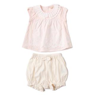 プティマイン(petit main)のプティマイン ベビー服 キッズ セットアップ 70(その他)