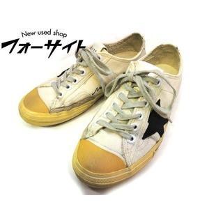 GOLDEN GOOSE - ゴールデングース ■ V-STAR 2 サイズ35 ブイスター スニーカー 1