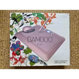ワコム(Wacom)の【付属品完備】Wacom Bamboo Fun CTE-650【ほぼ未使用】(PC周辺機器)