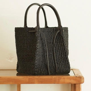 Plage - OUTER SUNSET  新品★abaca basket bag★
