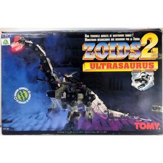 超レア! 旧ゾイド 海外 ウルトラザウルス ZOIDS2 未組み立て品