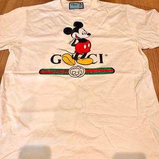 Gucci - DISNEY (ディズニー) x GUCCI オーバーサイズ Tシャツ