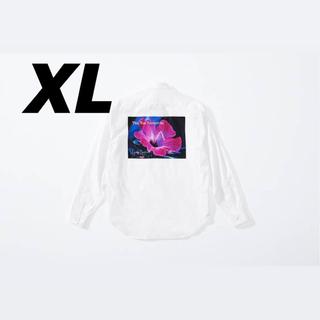 Supreme - supreme yohji yamamoto white shirt XL