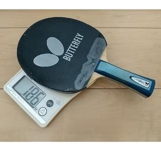 バタフライ(BUTTERFLY)のバタフライ インナーフォースレイヤーALC (FL)(卓球)