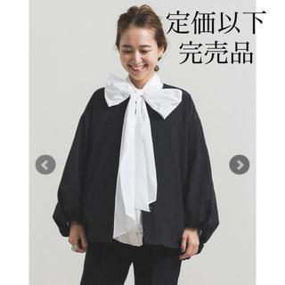 DEUXIEME CLASSE - yori ヨリ 2020AW 新作 新品 タグ付き バックバルーンジャケット