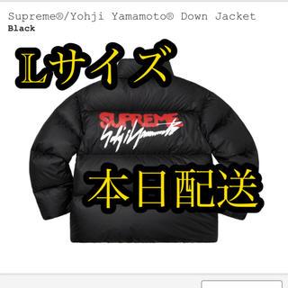 シュプリーム(Supreme)のSupreme®/Yohji Yamamoto® Down Jacket  L(ダウンジャケット)