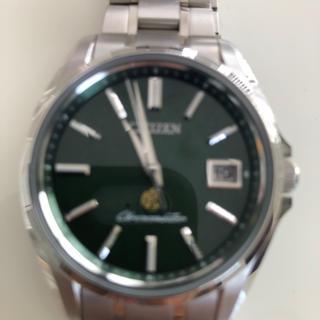 シチズン(CITIZEN)の正規品 CITIZEN ザ・シチズン A-54X 高精度エコドライブ (腕時計(デジタル))