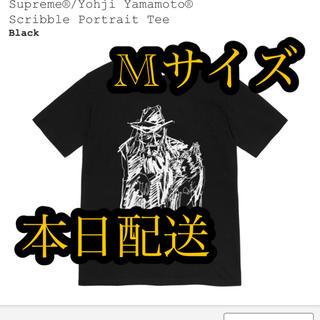 シュプリーム(Supreme)のSupreme/Yohji Yamamoto Scribble Portrait(Tシャツ/カットソー(半袖/袖なし))