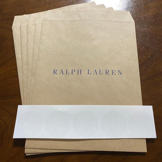 Ralph Lauren(ラルフローレン)の6 🐎ラルフローレン🐎 ハンカチ 5枚セット レディースのファッション小物(ハンカチ)の商品写真