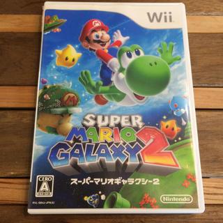 Wii - スーパーマリオギャラクシー2 Wii