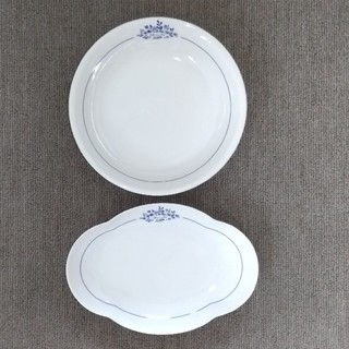 アフタヌーンティー(AfternoonTea)の雲形プレート&大皿(食器)