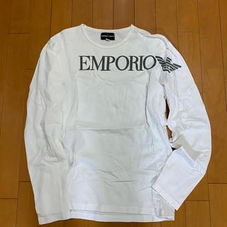 エンポリオアルマーニ(Emporio Armani)のエンポリオアルマーニ ロンT(Tシャツ/カットソー(七分/長袖))