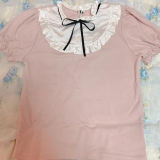 アンクルージュ(Ank Rouge)のTシャツ アンクルージュ  トップス ブラウス 半袖(シャツ/ブラウス(半袖/袖なし))