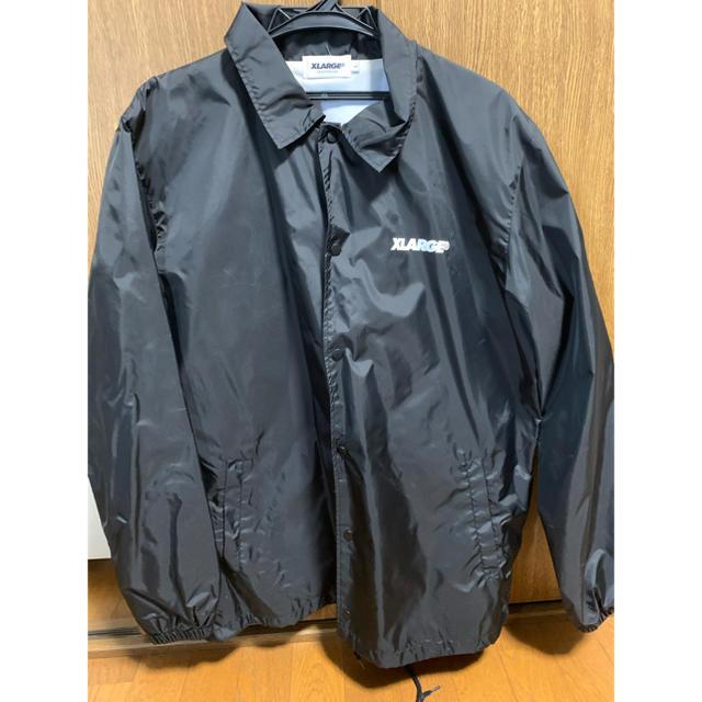 XLARGE(エクストララージ)のエクストララージ コーチジャケット メンズのジャケット/アウター(ナイロンジャケット)の商品写真