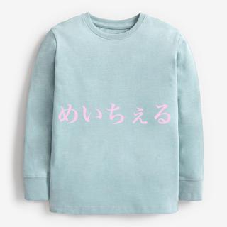 ネクスト(NEXT)の【新品】ミネラル オーガニックコットンコンフォート長袖Tシャツ(オールド)(Tシャツ/カットソー)