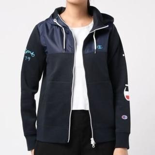 チャンピオン(Champion)の新品 champion Wrap-air zip hoodie プロ使用モデル(ウエア)