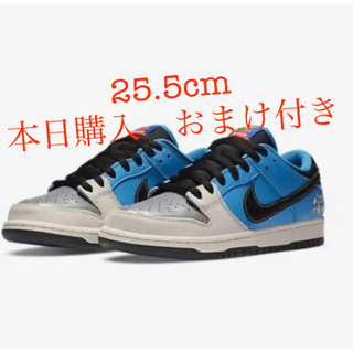 NIKE - instant Nike sb dunk low 25.5cm