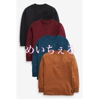 ネクスト(NEXT)の【新品】next マルチ 長袖ジャージーTシャツ(オールド)(Tシャツ/カットソー)