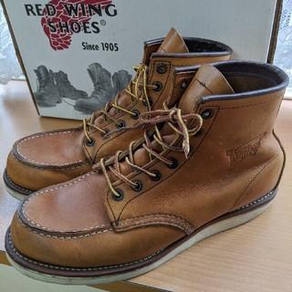 レッドウィング(REDWING)のレッドウィングRED WING 875 26.5cmD(ブーツ)