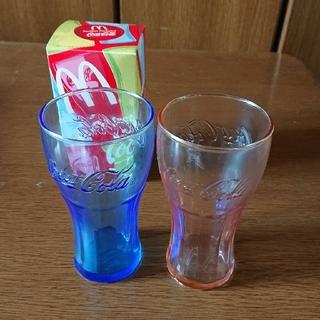 コカコーラ(コカ・コーラ)のコカ・コーラ グラス2個セット(グラス/カップ)