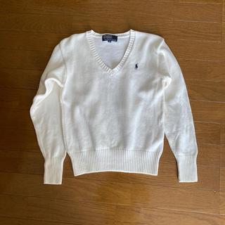ポロラルフローレン(POLO RALPH LAUREN)の子供服 ポロラルフローレン セーター 130(ニット)