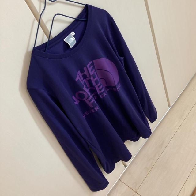 THE NORTH FACE(ザノースフェイス)のノースフェイス ロングTシャツ レディースのトップス(Tシャツ(長袖/七分))の商品写真