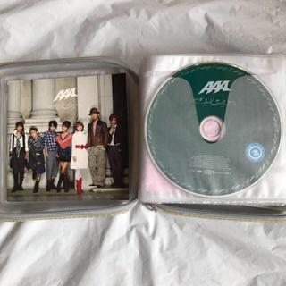 トリプルエー(AAA)のAAA ダイジナコト CD 歌詞カード付き(ポップス/ロック(邦楽))