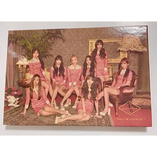lovelyz fall in lovelyz 종소리 アルバム(K-POP/アジア)