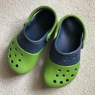クロックス(crocs)の16.5cm クロックス(サンダル)
