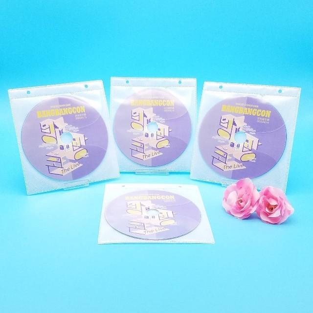 防弾少年団(BTS)(ボウダンショウネンダン)の♥最新♥️BTS 防弾少年団 バンタンBANGBANGCON DVD4枚組セット エンタメ/ホビーのDVD/ブルーレイ(アイドル)の商品写真