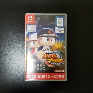 コナミ(KONAMI)のeBASEBALLパワフルプロ野球2020 Switch 早期購入特典付(家庭用ゲームソフト)