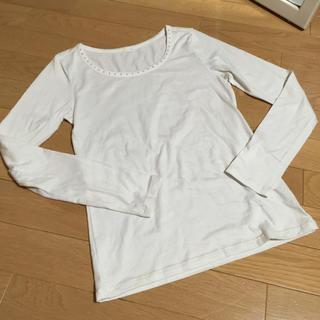 ジーユー(GU)のGU♡ロンTシャツ(Tシャツ(長袖/七分))