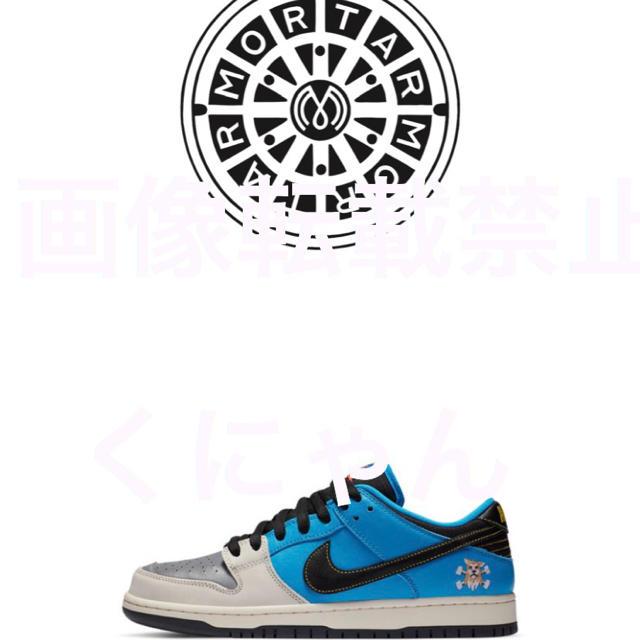 NIKE(ナイキ)のINSTANT NIKE SB DUNK LOW PRO QS   メンズの靴/シューズ(スニーカー)の商品写真