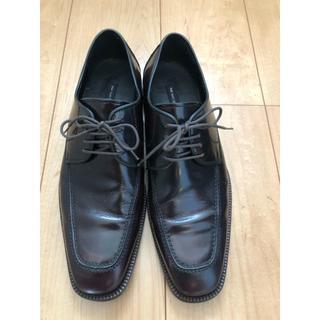 スーツカンパニー(THE SUIT COMPANY)の【THE SUIT COMPANY】 靴 サイズ25.5 中古品(ドレス/ビジネス)