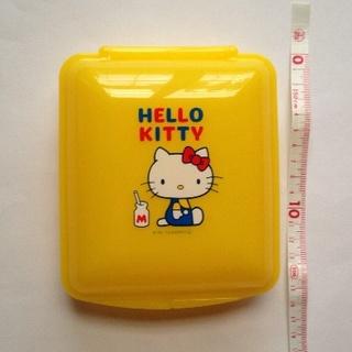 ハローキティ(ハローキティ)の日本製☆キティ おにぎらず ランチボックス(弁当用品)