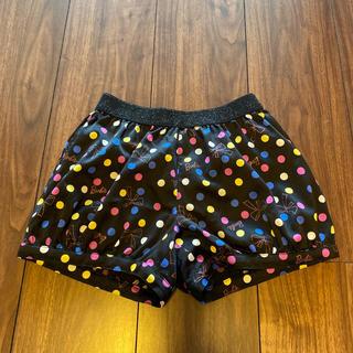 バービー(Barbie)のバービー ショートパンツ 130(スカート)