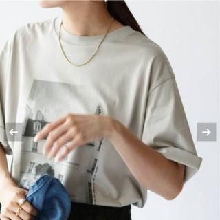 IENA - 【新品】IENA🔷イエナparis フォト Tシャツ