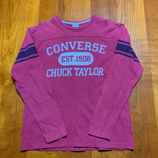 コンバース(CONVERSE)のCONVERSE Tシャツ長袖(Tシャツ/カットソー(七分/長袖))