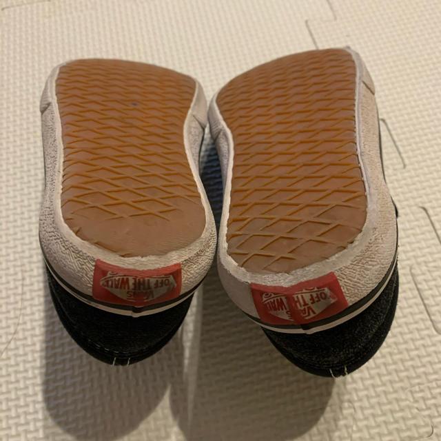 VANS(ヴァンズ)のvans オールドスクール 17 ㎝ キッズ/ベビー/マタニティのキッズ靴/シューズ(15cm~)(スニーカー)の商品写真