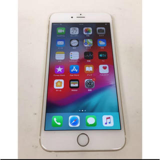 Apple - 美品 アップル アイフォン6 プラス ゴールド 16GB バッテリー100%