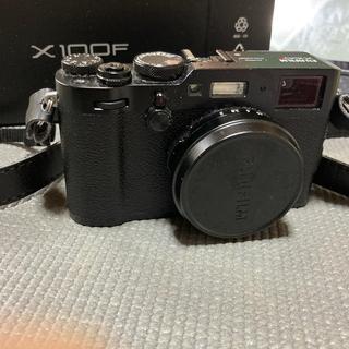フジフイルム(富士フイルム)のFUJIFILM X100F(コンパクトデジタルカメラ)