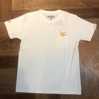 ポケモン(ポケモン)の新品未使用/narifuri×ポケモンコラボTシャツ(Tシャツ/カットソー(半袖/袖なし))
