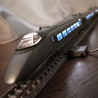 トミー(TOMMY)の【TOMIX 】JR400系山形新幹線(つばさ) 6両室内灯付き(鉄道模型)