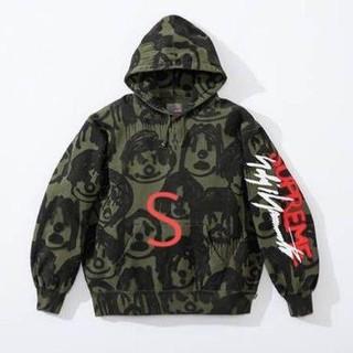 ヨウジヤマモト(Yohji Yamamoto)のSupreme Yohji Yamamoto Hooded Sweatshirt(パーカー)