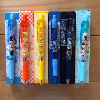 Disney - 第一生命 ボールペン 6本セット 非売品