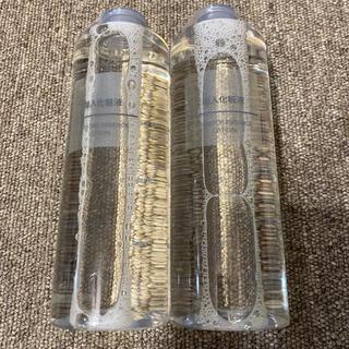 ムジルシリョウヒン(MUJI (無印良品))の無印良品 導入化粧水 2本(化粧水/ローション)