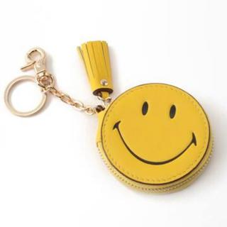 アパルトモンドゥーズィエムクラス(L'Appartement DEUXIEME CLASSE)の未使用 【GOOD GRIEF/グッドグリーフ】Smile Compact(コインケース)